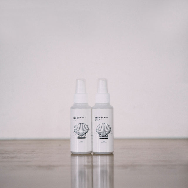 貝の粉雪套裝 | DEODORANT SPRAY (SET)