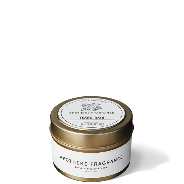 APOTHEKE FRAGRANCE | Travel Tin Candle