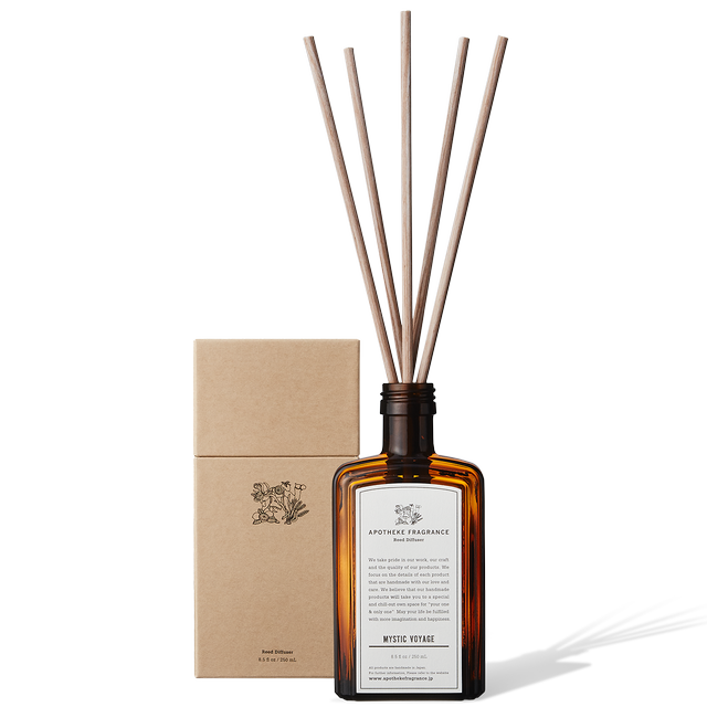 APOTHEKE FRAGRANCE | Reed Diffuser