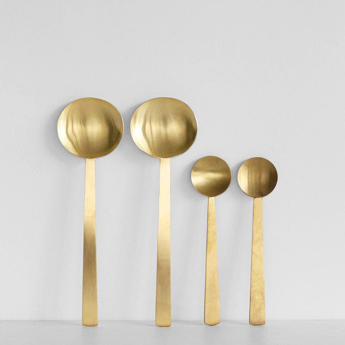 Fog Linen Work Brass Spoon