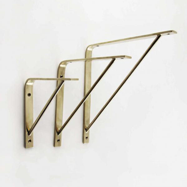 Brass Shelf 150