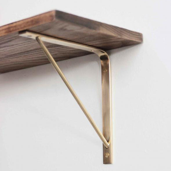 Brass Shelf 250