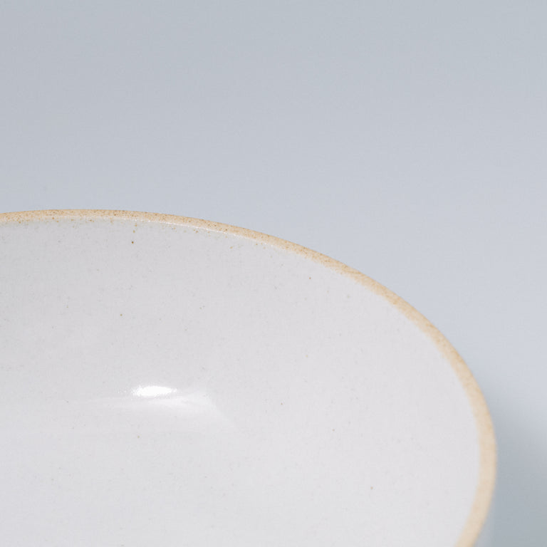 HASAMI PORCELAIN | BOWL ROUND S (CLEAR)