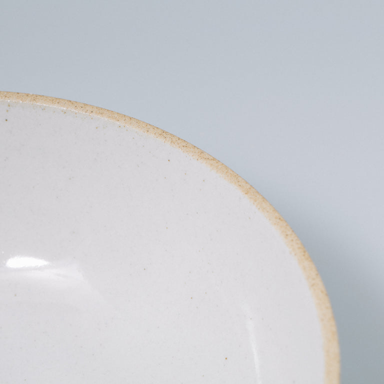 HASAMI PORCELAIN | BOWL ROUND L (CLEAR)