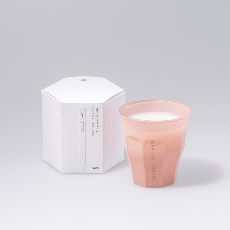 Grasse Tokyo | Candle Peach Rose
