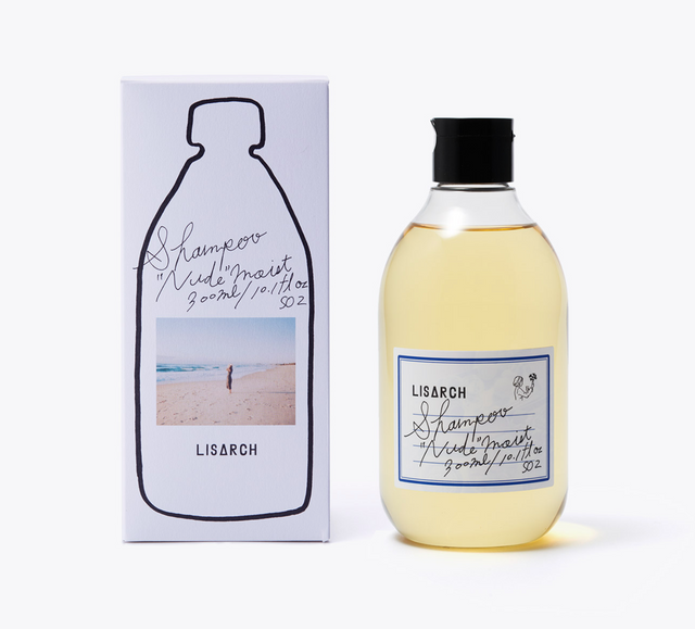LISARCH - SO2 Shampoo Moist < Nude >