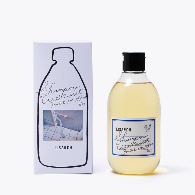 LISARCH - SO2 Shampoo Moist < Cue >
