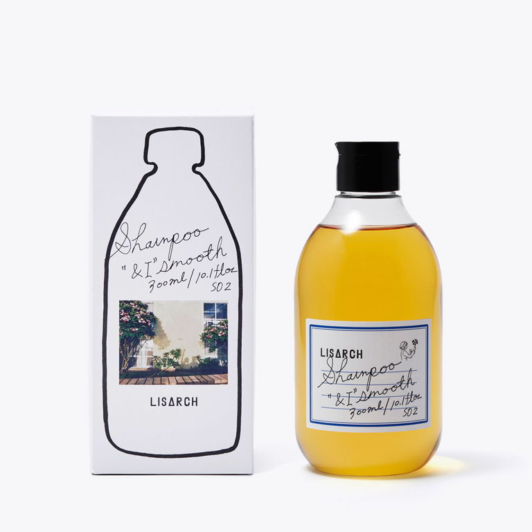 LISARCH - SO2 Shampoo Smooth < &I >