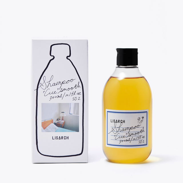 LISARCH - SO2 Shampoo Smooth < Cue >