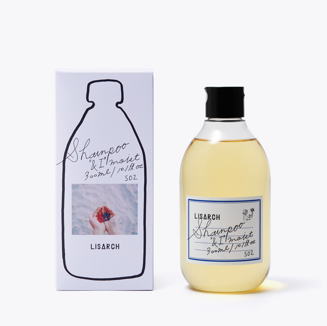 LISARCH - SO2 Shampoo Moist < &I >