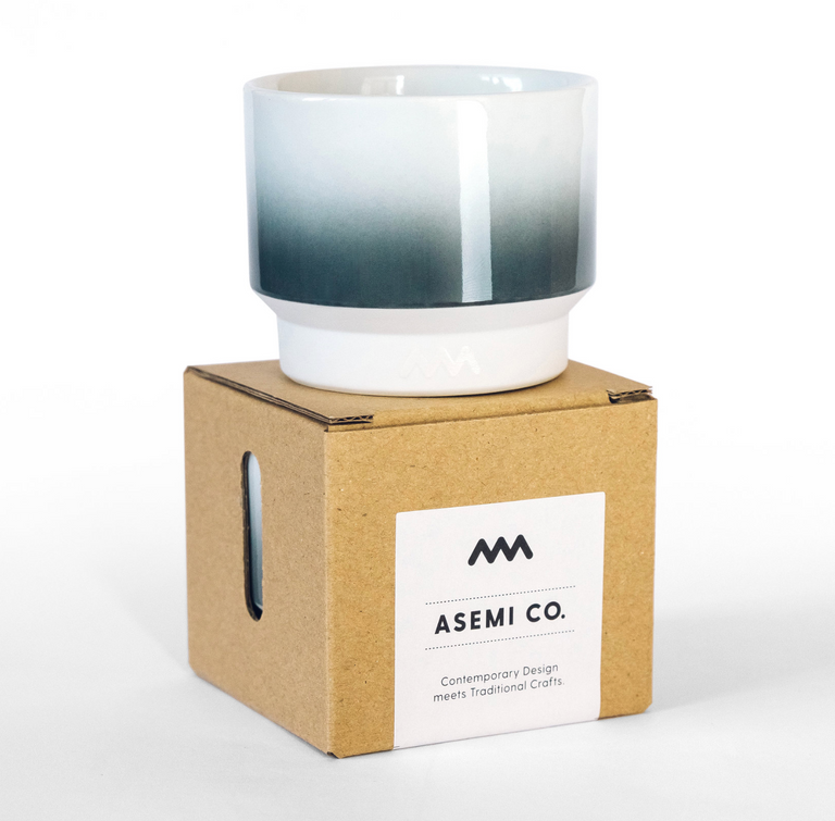 ASEMI CO. | HASAMI-SHADOW GRADIENT CUP