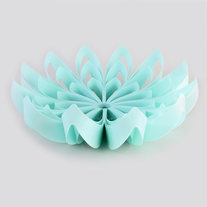 b5886c1a5b9bf Turquoise fruit bowl - Petals - be liv