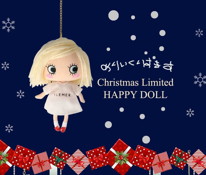 Xmas Limited HAPPY DOLL!!
