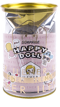 ILEMER Happy Doll