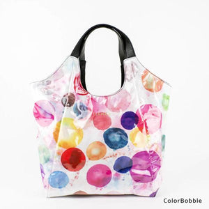 ColorBobble | WAKUWAKU | TOTEBAG | ILEMER