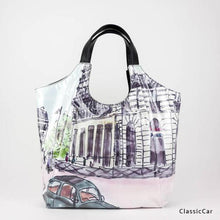 Load image into Gallery viewer, ClassicCar | WAKUWAKU | TOTEBAG | ILEMER