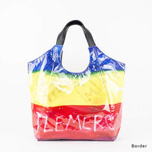 Load image into Gallery viewer, Border | WAKUWAKU | TOTEBAG | ILEMER