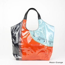 Load image into Gallery viewer, Moon-Orange | WAKUWAKU | TOTEBAG | ILEMER