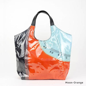 Moon-Orange | WAKUWAKU | TOTEBAG | ILEMER