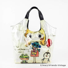 Load image into Gallery viewer, E/mary'sFriends-Vintage | WAKUWAKU | TOTEBAG | ILEMER