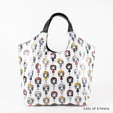 Load image into Gallery viewer, Lots of E/mary | WAKUWAKU | TOTEBAG | ILEMER