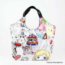 Load image into Gallery viewer, Island Residents | WAKUWAKU | TOTEBAG | ILEMER