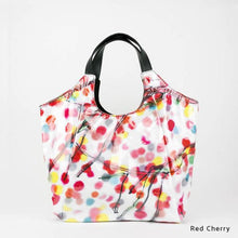 Load image into Gallery viewer, Red Cherry | WAKUWAKU | TOTEBAG | ILEMER