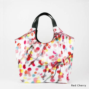 Red Cherry | WAKUWAKU | TOTEBAG | ILEMER
