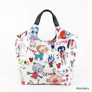 Monsters | WAKUWAKU | TOTEBAG | ILEMER