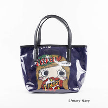 Load image into Gallery viewer, E/mary-Navy | UKIUKI | TOTEBAGS | ILEMER