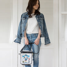 Load image into Gallery viewer, E/mary-Cosutume-white | YEARYEAR | POCHETTE / BACKPACKS | ILEMER