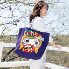 Load image into Gallery viewer, E/mary-Navy | LUNLUN | TOTEBAGS | ILEMER