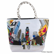 Load image into Gallery viewer, Times Square | LUNLUN | TOTEBAG | ILEMER