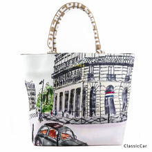 Load image into Gallery viewer, ClassicCar | LUNLUN | TOTEBAG | ILEMER