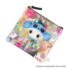 Load image into Gallery viewer, E/mary-Cosutume-Art-multi | DOKIDOKI | WALLET / POUCH | ILEMER