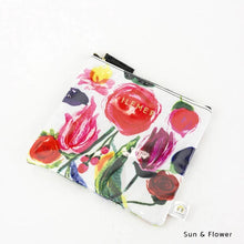 Load image into Gallery viewer, Sun&Flower | DOKIDOKI | WALLET / POUCH | ILEMER