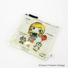Load image into Gallery viewer, E/mary's Friends-Vintage | DOKIDOKI | WALLET / POUCH | ILEMER