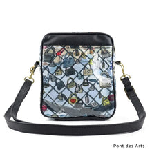 Load image into Gallery viewer, Pont des Arts | YEARYEAR | POCHETTE / BACKPACKS | ILEMER