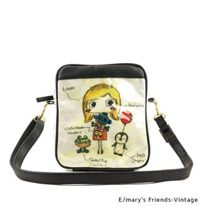 E/mary'sFriends-Vintage | YEARYEAR | POCHETTE / BACKPACKS | ILEMER