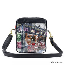 Load image into Gallery viewer, Cafe in Paris | YEARYEAR | POCHETTE / BACKPACKS | ILEMER
