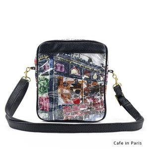 Cafe in Paris | YEARYEAR | POCHETTE / BACKPACKS | ILEMER