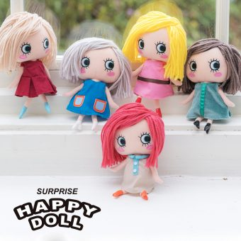 Surprise HAPPY DOLL