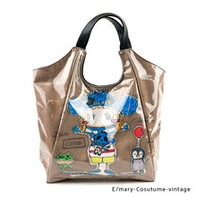 Load image into Gallery viewer, E/mary-Cosutume-vintage | WAKUWAKU | TOTEBAG | ILEMER