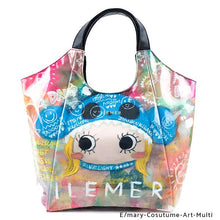 Load image into Gallery viewer, E/mary-Cosutume-Art-Multi | WAKUWAKU | TOTEBAG | ILEMER