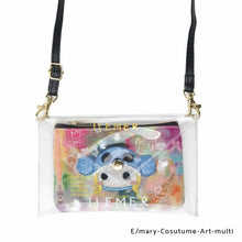 Load image into Gallery viewer, E/mary-Cosutume-Art-multi | PIKAPIKA | WALLET / POUCH | ILEMER