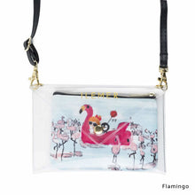 Load image into Gallery viewer, Flamingo | PIKAPIKA | WALLET / POUCH | ILEMER