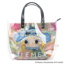Load image into Gallery viewer, E/mary-Cosutume-Art-multi | KIRAKIRA | HANDBAGS/MINIBAGS | ILEMER