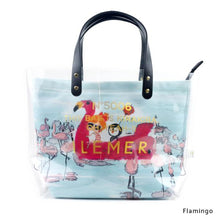 Load image into Gallery viewer, Flamingo | KIRAKIRA | HANDBAGS/MINIBAGS | ILEMER