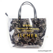 Load image into Gallery viewer, Camouflaged KP | KIRAKIRA | HANDBAGS/MINIBAGS | ILEMER
