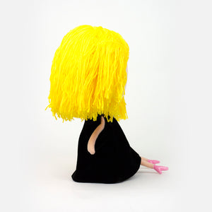Plushie, E/mary (Black dress) | PLUSH / GOODS | ILEMER